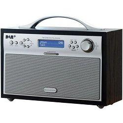 Radio SCANSONIC DA88 FM/DAB+ crni