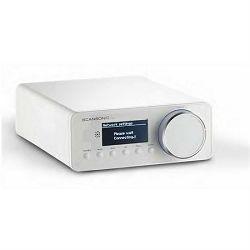 Radio SCANSONIC R110 bijeli (FM, DAB+, Internet radio, Wi-Fi, ugrađen DAC)