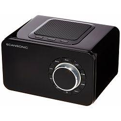 Radio SCANSONIC R4S crni (internet radio, Wi-Fi, RDS)