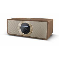 RADIO SHARP DR-I470 smeđi (Internet Radio, DAB+, FM, Bluetooth, WiFi, RDS)