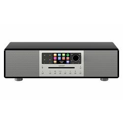 Radio SONORO MEISERSTUCK crni (internet radio, Bluetooth, Multiroom, Spotify, CD)