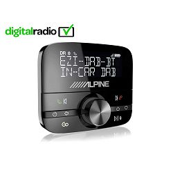 Radio sučelje ALPINE EZI-DAB BT (DAB/DAB+, Bluetooth)