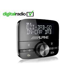Radio display ALPINE EZI DAB GO (DAB/DAB+)