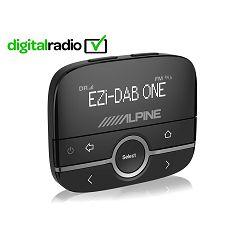 Radio display ALPINE EZI-DAB-ONE