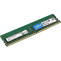 RAM memorija DDR4 CRUCIAL 8GB, 2666 MHz, DIMM, CL19