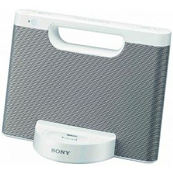 iPod/iPhone dock SONY RDP-M5iP/W