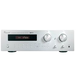 Stereo receiver VINCENT SV-123 silver