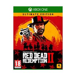 Igra za  Xbox One Red Dead Redemption 2 Ultimate Edition
