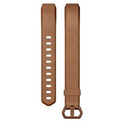 Kožni remen FITBIT ALTA HR, Accessory Band, Leather, Brown, S