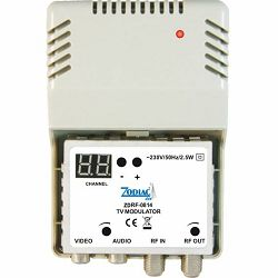 RF modulator ZODIAC ZDRF-0814