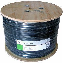 RG-59 kabl sa napajanjem EULE CAB-7305 305 metara