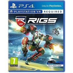 Igra za VR PS4 RIGS Mechanized Com League