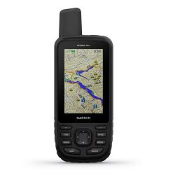 Ručni GPS uređaj GARMIN GPSMAP 66St, Topo Active Europe