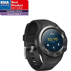 Sat HUAWEI Watch 2 Sport carbon black