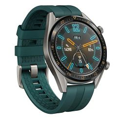 Sat pametni HUAWEI WATCH GT Active titanium gray/dark green