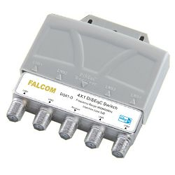 Prelopnik DISEQ 4/1 FALCOM DQ41
