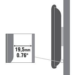 SBOX zidni stalak za TV PLB-2264F (37-70