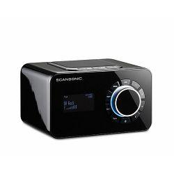 Stolni radio SCANSONIC R4 crni