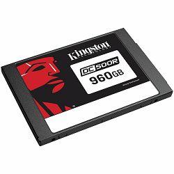 SSD KINGSTON 960GB DC500R (Read-Centric) 2.5 Enterprise SATA SSD 876TBW (0.5 DWPD) EAN: 740617291360