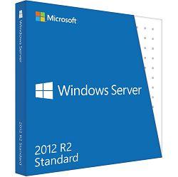 Server DOD HP WINDOWS SRV STANDARD 2012 R2