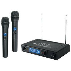 Set bežični SAL MVN 510 - prijemnik + 2 mikrofona