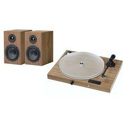 Set gramofon i zvučnici PRO-JECT JUKE BOX S2 STEREO SET walnut