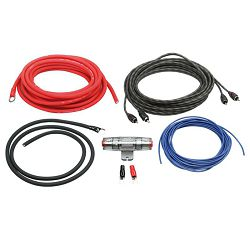 Set kablova za ugradnju pojačala  ACV LK-10 10MM2 DZ