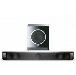 Soundbar set FOCAL Dimension + Sub Air Black +  APT-X adapter