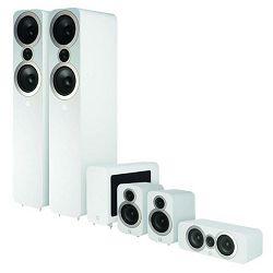 Set zvučnika Q-ACOUSTICS 3050I CINEMA PACK bijeli