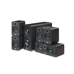Set zvučnika Q Acoustics Q2000i Cinema pack Graphite