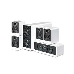 Set zvučnika Q Acoustics Q2000i Cinema pack White Gloss