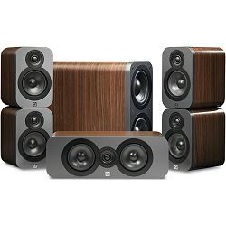 Set zvučnika Q Acoustics Q3000i Cinema Pack American Walnut