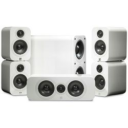 Set zvučnika Q Acoustics Q3000i Cinema Pack White Lacquer