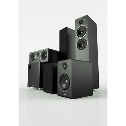 Set zvučnika za kućno kino ACOUSTIC ENERGY AE 100 crni