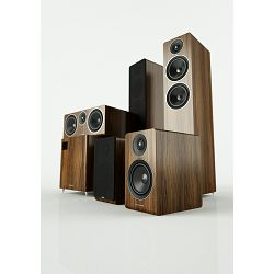 Set zvučnika ACOUSTIC ENERGY Series 100 walnut + poklon prijenosni zvučnik ACOUSTIC ENERGY Aego BT2