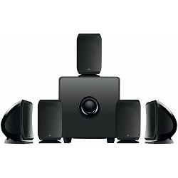 Set zvučnika za kućno kino FOCAL Sib & Cub2 5.1 Jet Black