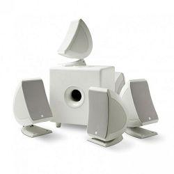 Set zvučnika za kućno kino FOCAL SIB & CUB3 5.1 PEARL bijeli