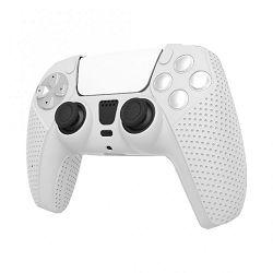 Silikonska zaštita za kontroler WHITE SHARK PS5-541 BODY LOCK (bijela)