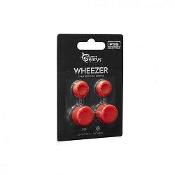 Silikonski gripovi za gljivice WHITE SHARK PS5-817 WHEEZER (crveni)