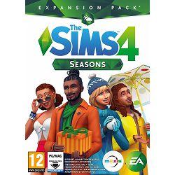 Igra za PC EA Sims 4 Seasons (EP5)