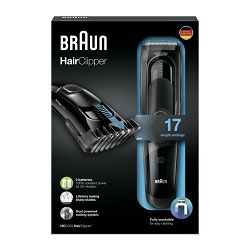 Šišač BRAUN HC 5050 (17 duljina + torbica)