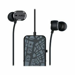 Slušalice AKG N20NC crne