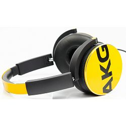 Slušalice AKG Y50 žute