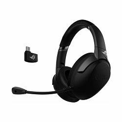 Slušalice s mikrofonom ASUS ROG STRIX GO 2.4 crne (bežične)