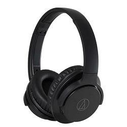 Slušalice AUDIO TECHICA ATH-ANC500 crne (bežične)