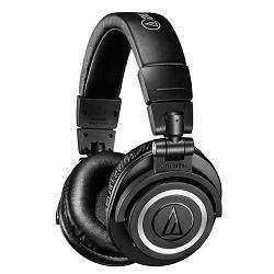 Slušalice AUDIO-TECHNICA ATH-M50XBT crne (bežične)