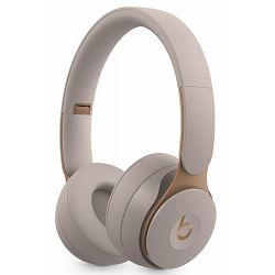 Slušalice BEATS Solo Pro Wireless Noise Cancelling - Grey (bežične)