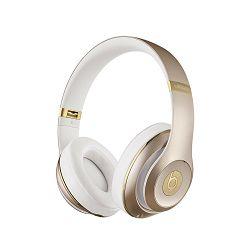 Slušalice BEATS Studio Wireless Over-Ear - Gold (bežične)