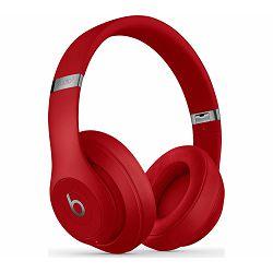 Slušalice BEATS Studio3 Wireless Over-Ear - Red (bežične)