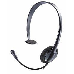 Bigben PS4 Communicator Headset crne 1.2m kabel